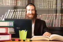 הרב יהודה-אבלס